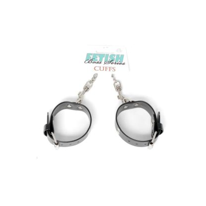 Fetish Boss Series Handcuffs with studs 3 cm 121E500 3