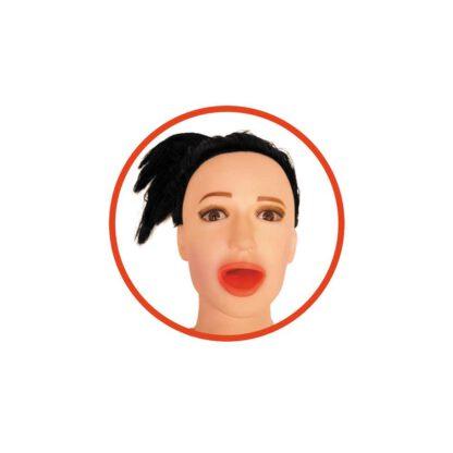 Lalka ANGELINA 3D Vibrating 132E880 9