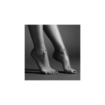 Lancuszek na stope Bijoux Indiscrets Magnifique Feet Chain Gold 122E700 2