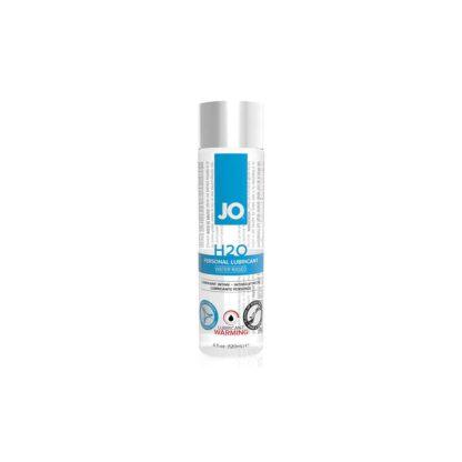 Lubrykant wodny System JO H2O Lubricant Warming 120 ml Rozgrzewajacy 123E378 1