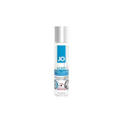 Lubrykant wodny System JO H2O Lubricant Warming 30 ml Rozgrzewajacy 122E235 1