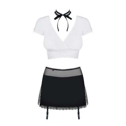 Obsessive Secretary kostium 5 czesciowy L XL 169E258 5