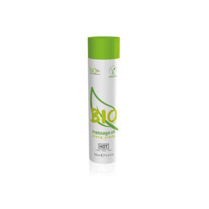 Olejek HOT BIO Massage oil ylang ylang 100ml 110E675 1