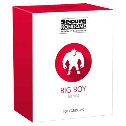 PREZERWATYWY SECURA BIG BOY 60MM X 100 130E261 1