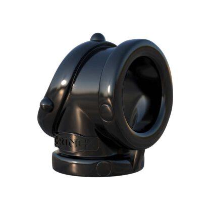 Pierscien ROCK HARD COCK PIPE BLACK 110E982 1