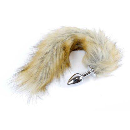 Plug Fox TAIL Brown XL 137E242 5
