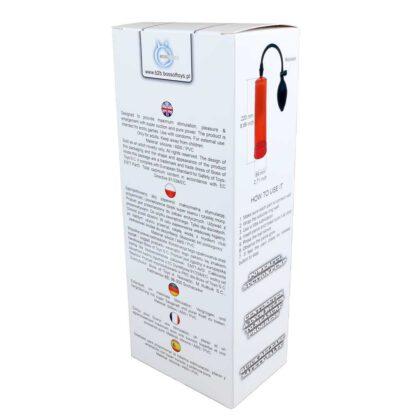 Pompka Powerpump Red 136E753 4