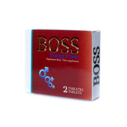 Supldiety Boss Energy Power Ginseng 2 szt 120E967 1