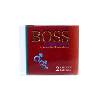 Supldiety Boss Energy Power Ginseng 2 szt 120E967 2