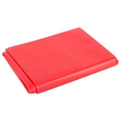 BIELIZNA BDSM VINYL BED SHEET RED 200X230CM 129E871 6