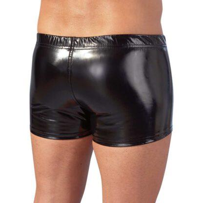 BOKSERKI MEN Inch S VINYL PANTS BLACK M 129E913 5