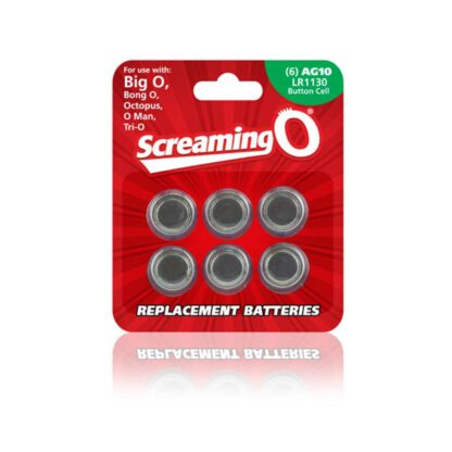Baterie The Screaming O Size AG 10 Batteries 122E991 1
