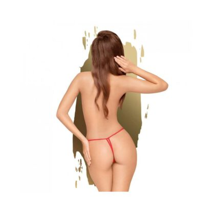 Bielizna Hot getaway red L XL PENTHOUSE 301E572 3
