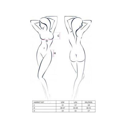 Bielizna INOE BODY ecru L XL Casmir 139E842 3