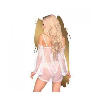 Bielizna Lip smacker white M L PENTHOUSE 301E590 3
