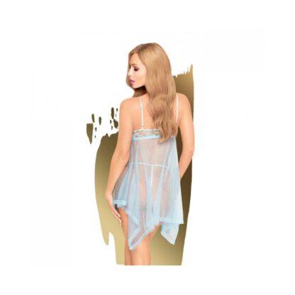 Bielizna Naughty doll blue S M PENTHOUSE 301E608 3