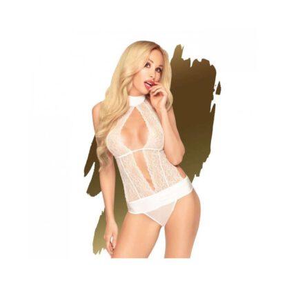 Bielizna Perfect lover white S M PENTHOUSE 301E611 1