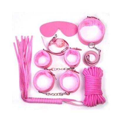 Bondage kit rosa 140E148 1