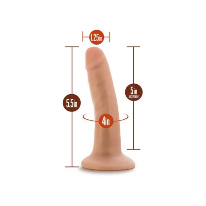 DILDO DR SKIN 55INCH COCK WITH SUCTION CUP 115E868 6