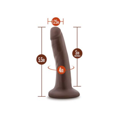 DILDO DR SKIN 55INCH COCK WITH SUCTION CUP 115E869 6