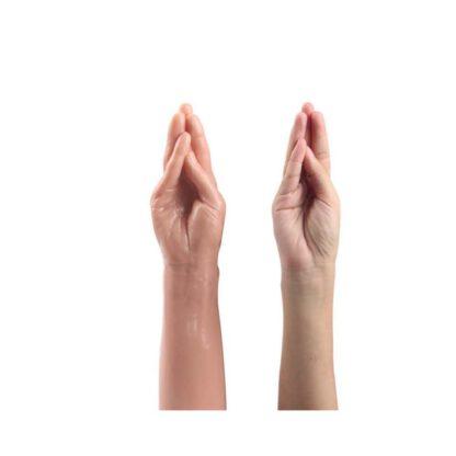 Dildo w ksztalcie reki Magic Hand 36cm Lovetoy 315E603 8