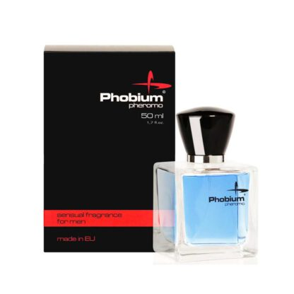 Feromony PHOBIUM Pheromo for Men 50ml 137E355 2
