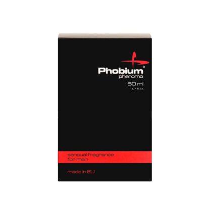 Feromony PHOBIUM Pheromo for Men 50ml 137E355 5
