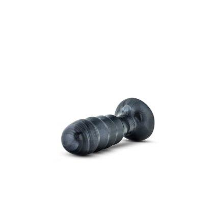 KOREK ANALNY JET BRUISER CARBON METALLIC BLACK 115E779 4