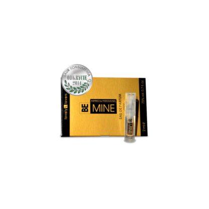 Lovely Lovers BeMINE Eau De Parfum for Man 2 ml 124E893 1