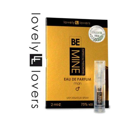 Lovely Lovers BeMINE Eau De Parfum for Man 2 ml 124E893 2