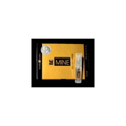 Lovely Lovers BeMINE Eau De Parfum for Man 2 ml 124E893 6