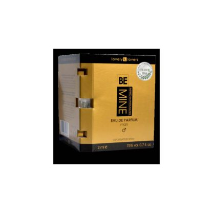 Lovely Lovers BeMINE Eau De Parfum for Man 2 ml 124E893 7