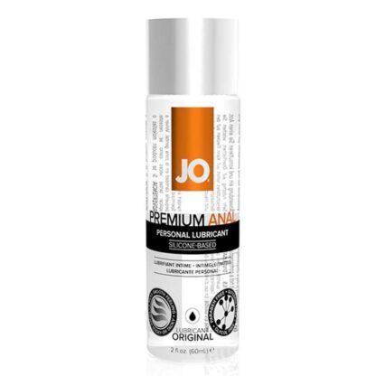 Lubrykant analny System JO Anal Silicone Lubricant 60 ml 124E106 1