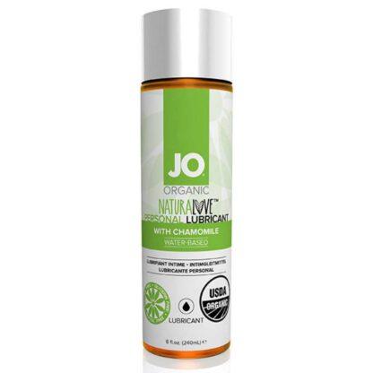 Lubrykant organiczny System JO Organic Lubricant 240 ml 313E532 1