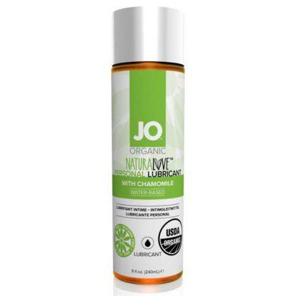 Lubrykant organiczny System JO Organic Lubricant 240 ml 313E532 2