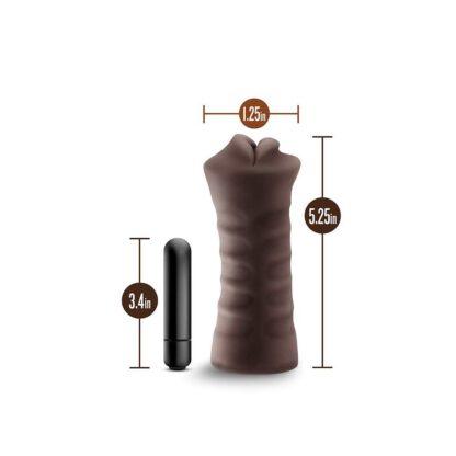 MASTURBATOR HOT CHOCOLATE HEATHER CHOCOLATE 132E382 3