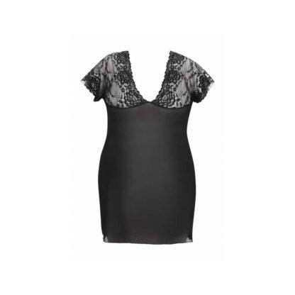 Marina black chemise XL czarna halka 121E527 3