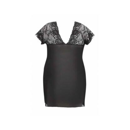 Marina black chemise XL czarna halka 121E527 4