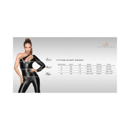 Noir Dress Lace L 266E204 3