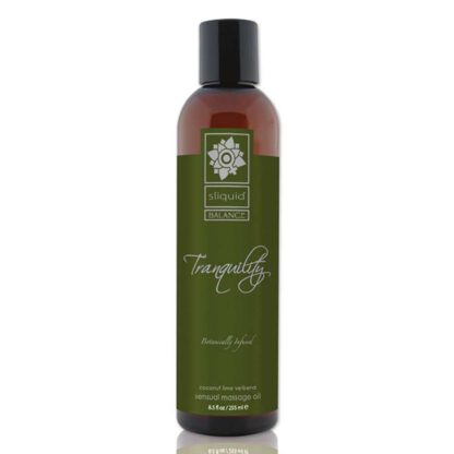 Olejek do masazu Sliquid Balance Massage Tranquility 255 ml 140E470 1