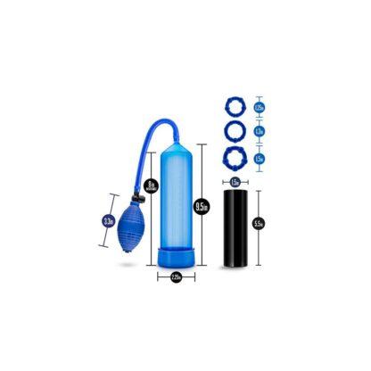 POMPKA QUICKIE KIT GO BIG BLUE 119E041 3