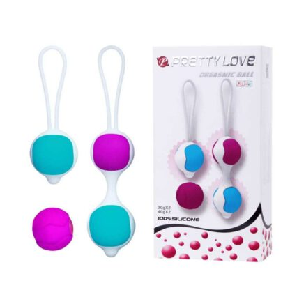PRETTY LOVE ORGASMIC BALL 121E625 1