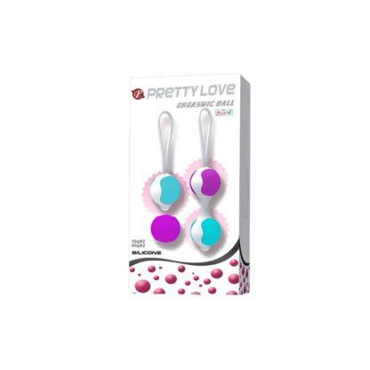 PRETTY LOVE ORGASMIC BALL 121E625 7