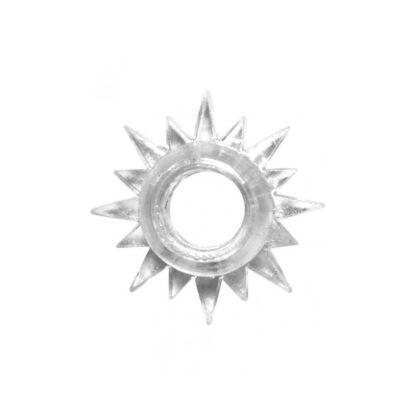 Pierscien Cockring Rings Cristal white 138E131 2