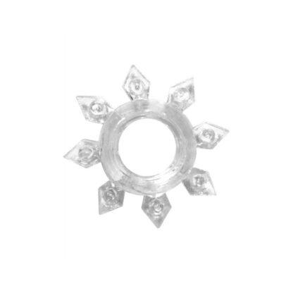 Pierscien Cockring Rings Gear white 138E133 2
