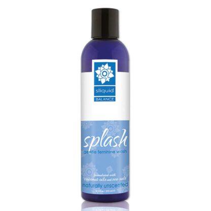 Plyn do higieny intymnej Sliquid Balance Splash Unscented 255 ml 140E482 1