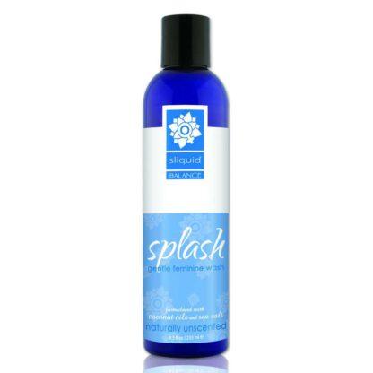 Plyn do higieny intymnej Sliquid Balance Splash Unscented 255 ml 140E482 2