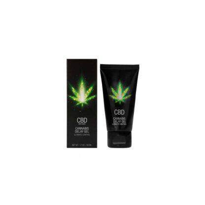 Shots CBD Cannabis Delay Gel 50 ml 138E122 1