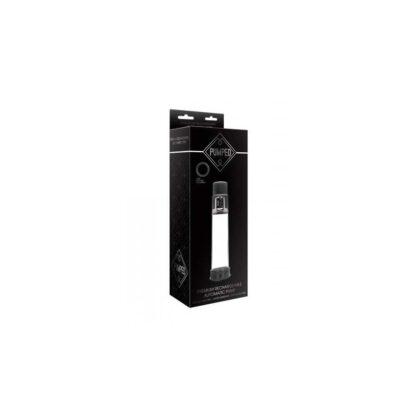 Shots Pumped Premium Rechargeable Automatic Pump Transparent 138E107 4