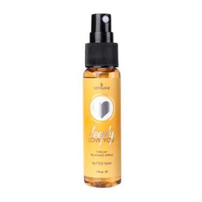 Spray rozluzniajacy gardlo Sensuva Throat Relaxing Spray Butter Rum 123E571 1
